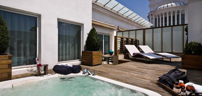 Top 5 Boutique Hotels in Madrid ME Madrid 3