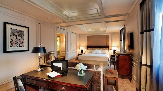 Top 5 Boutique Hotels in Madrid Villa Magna 2