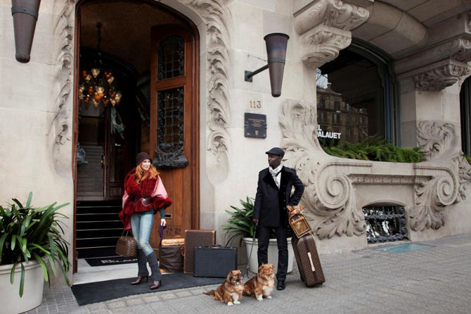 Top 5 Luxury Hotels in Barcelona El Palauet Living 2