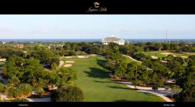 Top 6 Golf Courses in Florida Jupiter Hills Club