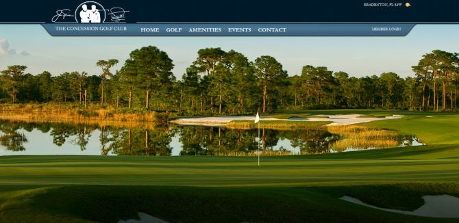 Top 6 Golf Courses in Florida The Concession Golf Club