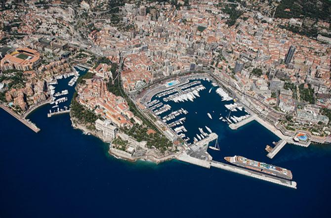 Top Ten Superyacht Marinas in the Med Port Monaco