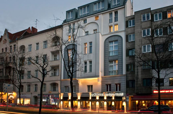 Where to Stay in Berlin This Summer Sir F.K. Savigny Hotel 1