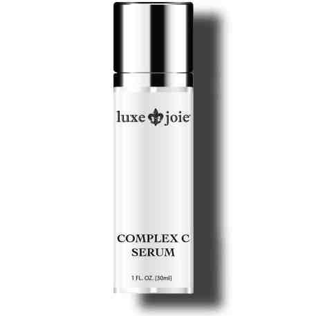 complex c serum on white background