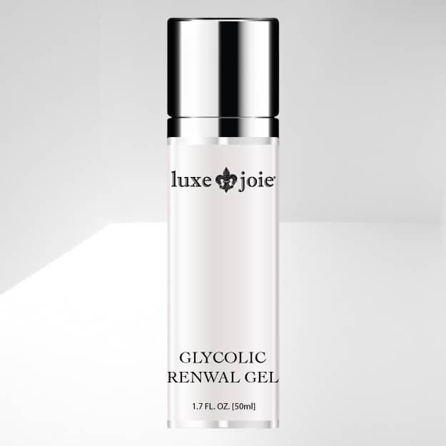 glycolic renewal gel white shelf