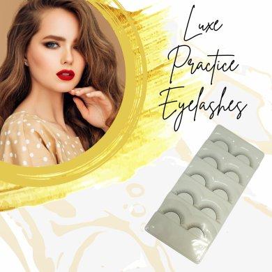 practice eyelashes