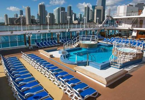 FIRST PORT OF CALL:  PUERTO PLATA, DOMINICAN REPUBLIC ON FATHOM'S FIRST SOCIAL IMPACT CRUISE, APRIL 2016