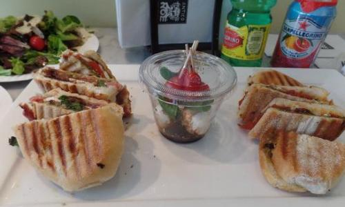 Antico Noe: Panini Masters Take Over Midtown East