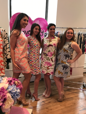 I Love Lilly–And Here's Why You Should, Too! (She's Got The Prints To Die For!)