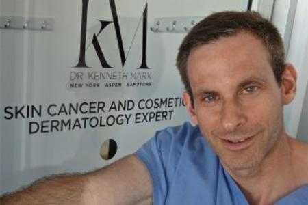 HOORAY FOR DR. MARK + HIS KM PRODUCTS–HE'S REALLY MAKING HIS MARK ON SKINCARE!