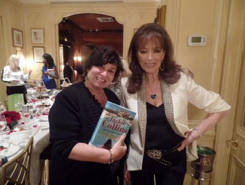 Jackie Collins Is Back–But Is She Ever Really Gone?