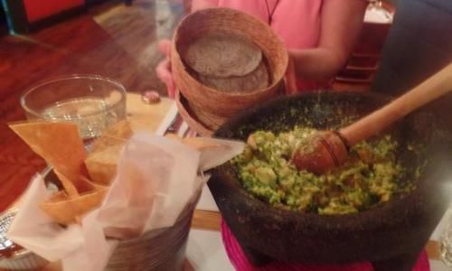"""Fonda: The City's Greatest New """"Find"""" In Upscale Mexican Cuisine!"""