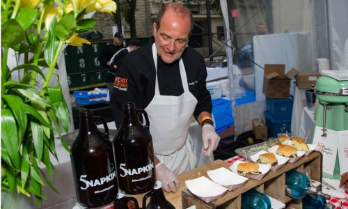 If You Love To Graze & Sip To Your Heart's Content, Head To Taste Of The Upper West Side On May 17th & 18th!
