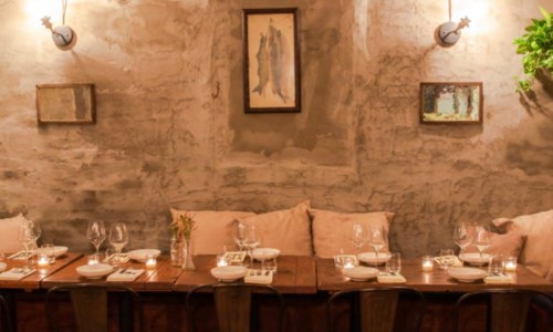 "Osteria 57: An Intimate Fish & Vegetarian Spot That You Will Make One Of Your ""Go To"" Spots!"