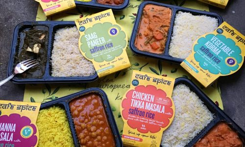 Rating Cafe Spice's At Home Indian Entrees: They're Simply Amazing!