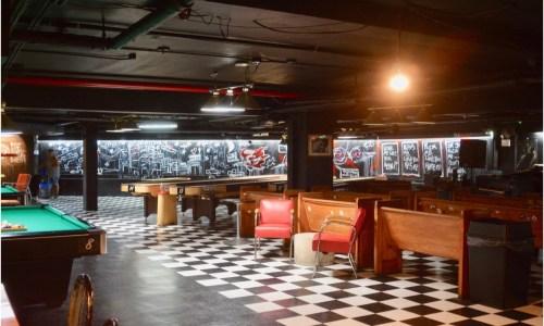 Cellar Dog:  The West Village's Unique New Venue For Games, Music & More!