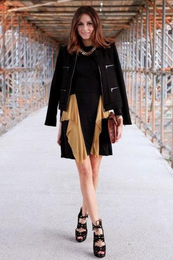 Olivia Palermo - courtesy of glamourmagazine.co.uk