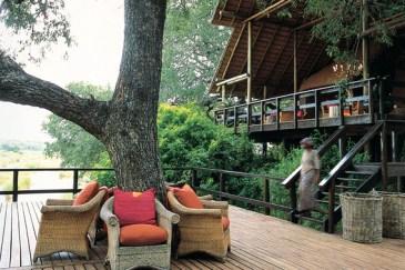 Singita Ebony Lodge - Courtesy of Luxury Travel Magazine