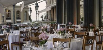 Terrasse Salle Empire - Courtesy of Hôtel de Paris