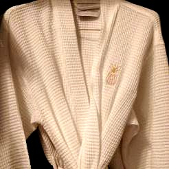 Marshall House Robe - The Luxe Lookbook