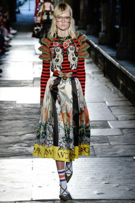 Gucci - Photo credit Yannis Vlamos - Indigital Images - The Luxe Lookbook22