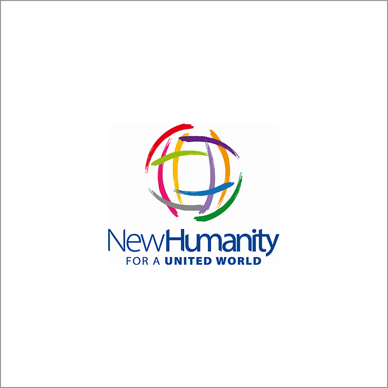 New Humanity. Focolare Movement - 2015 Outstanding Peace Organization   Luxembourg Peace Prize