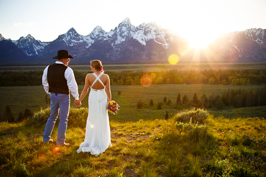 Jackson Hole  Luxe Mountain Weddings  Mountain