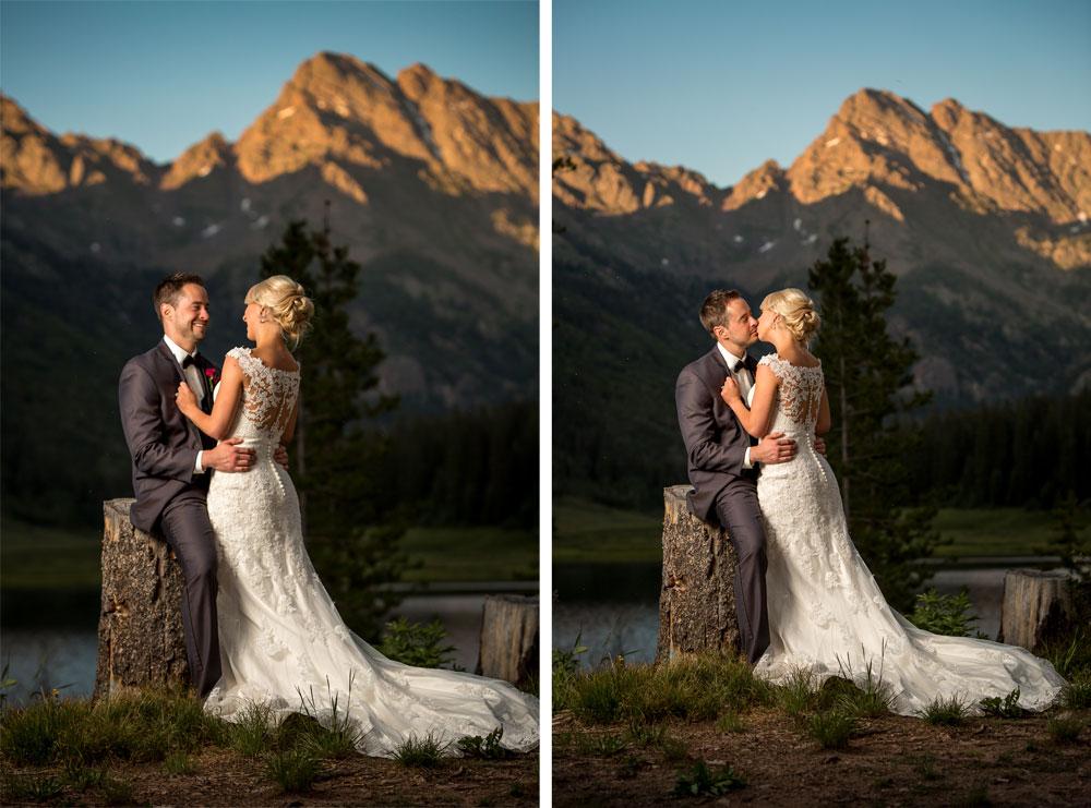 Romance In The Mountains Luxe Mountain Weddings