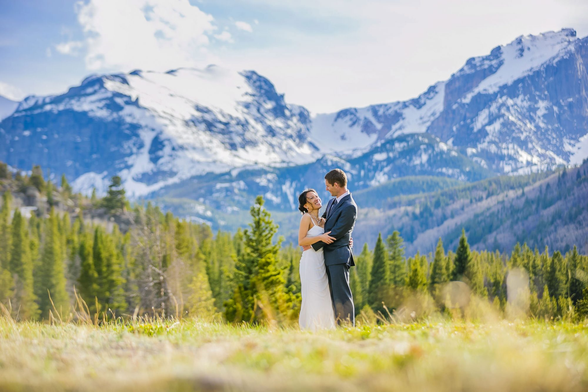 Spring weddings  Luxe Mountain Weddings  Mountain Destination Weddings