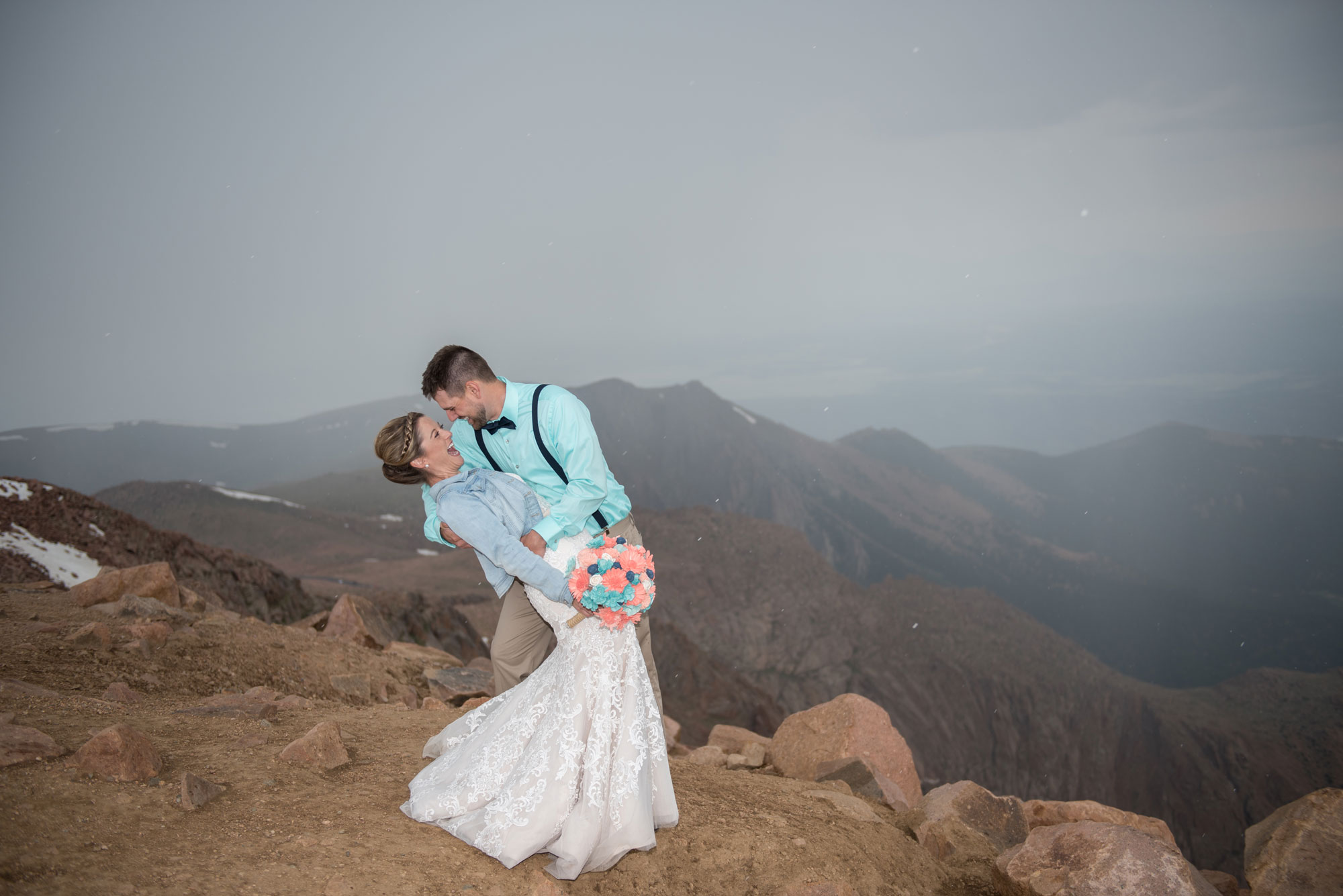 An Adventure Wedding in Colorado Springs  Luxe Mountain Weddings  Mountain Destination Weddings