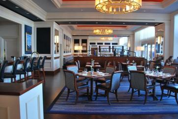 Rowes Wharf Sea Grill Interior
