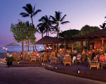 Beach Tree restaurant is family friendly with live music for dinner