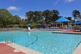The Arbor pool at Ocean Edge