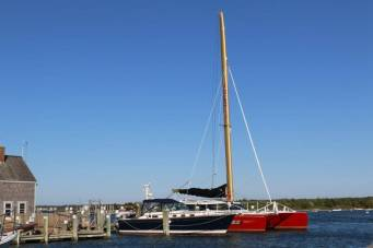 From the docks of Edgartown
