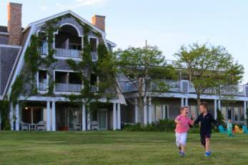 The Winnetu in Edgartown