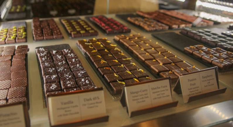 Ganachery Disney Springs Chocolate