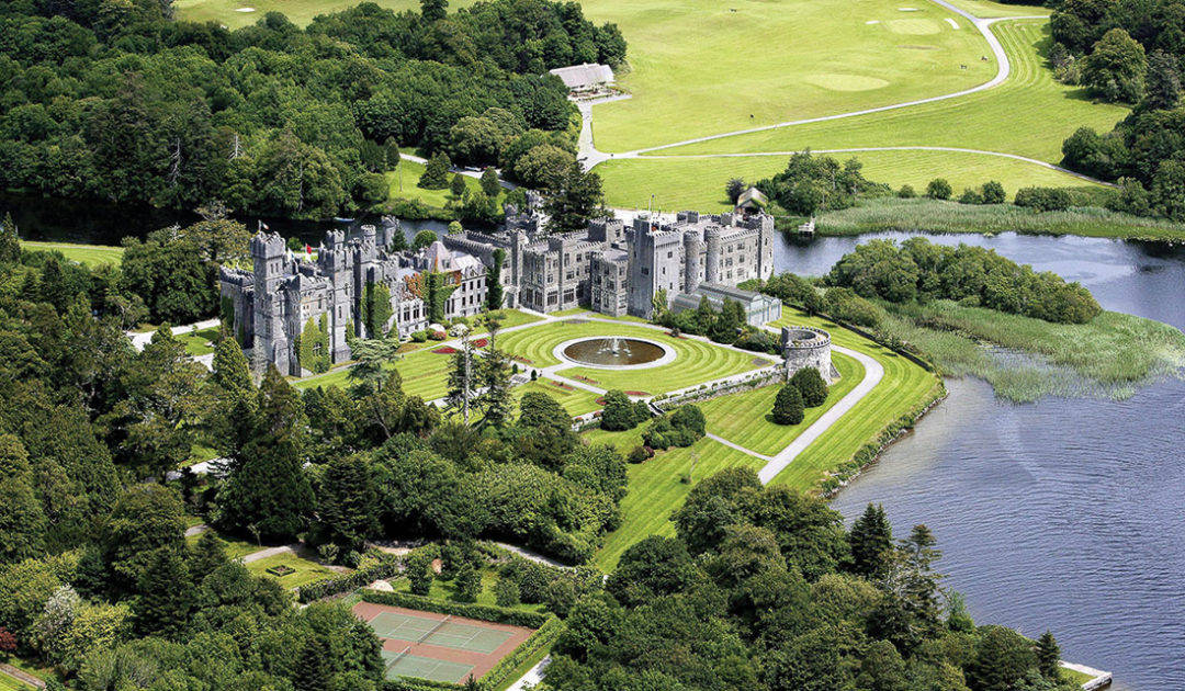 The Best Family Castle Hotels of Ireland