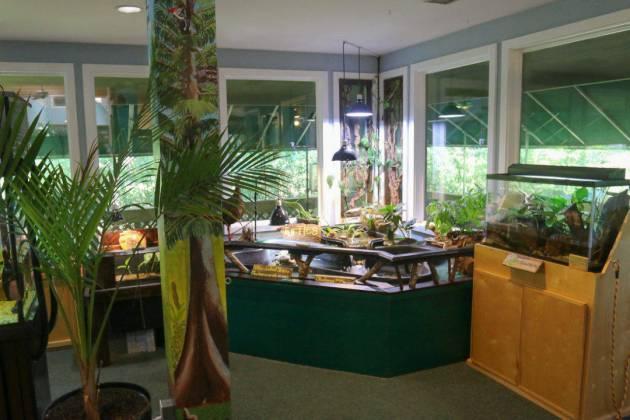 Heron Park Nature Center Kiawah