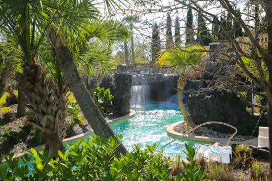 Four Seasons Orlando Lazy River