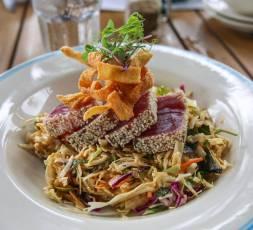 Four Seasons Orlando Ahi Tuna Salad