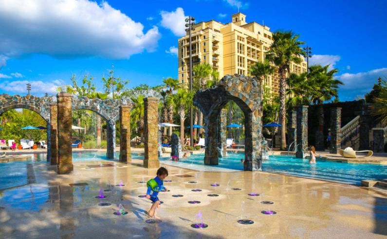 Four Seasons Orlando Splash Zone