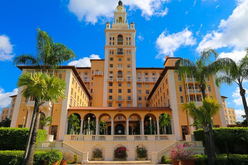 Biltmore Hotel Pool