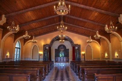 Fairmont Grand Del Mar Wedding Chapel
