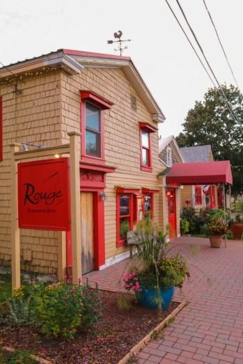 Berkshires Restaurants Rouge