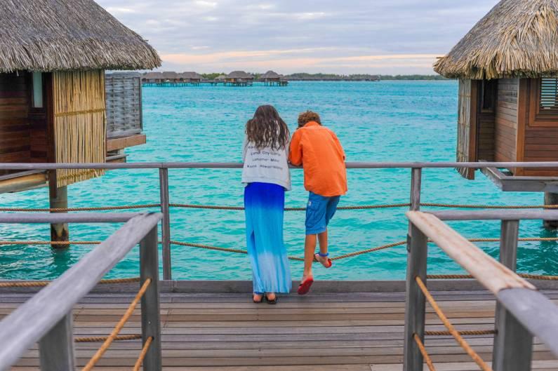Four Seasons Bora Bora Travel Agent