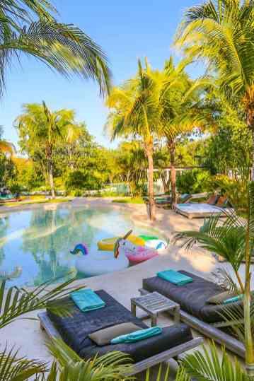 Banyan Tree Mayakoba Pool