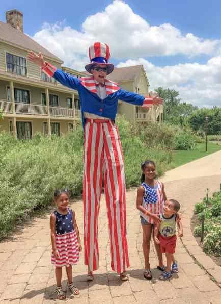Resorts in Texas