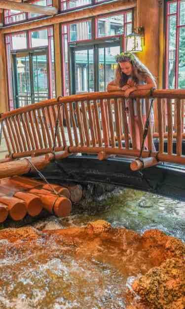 Copper Creek Disney Wilderness Lodge Cabins
