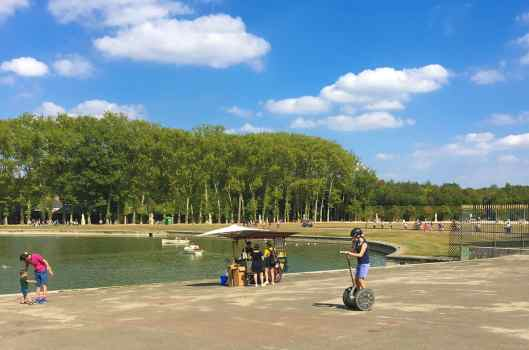 Versailles Segway Tour