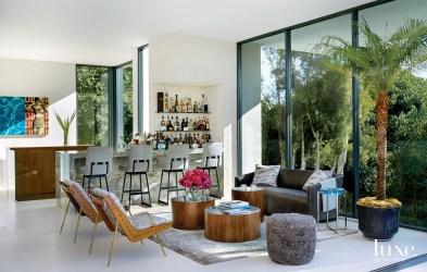 A Little Practical Magic Transforms A Modern Abode Luxe Interiors + Design